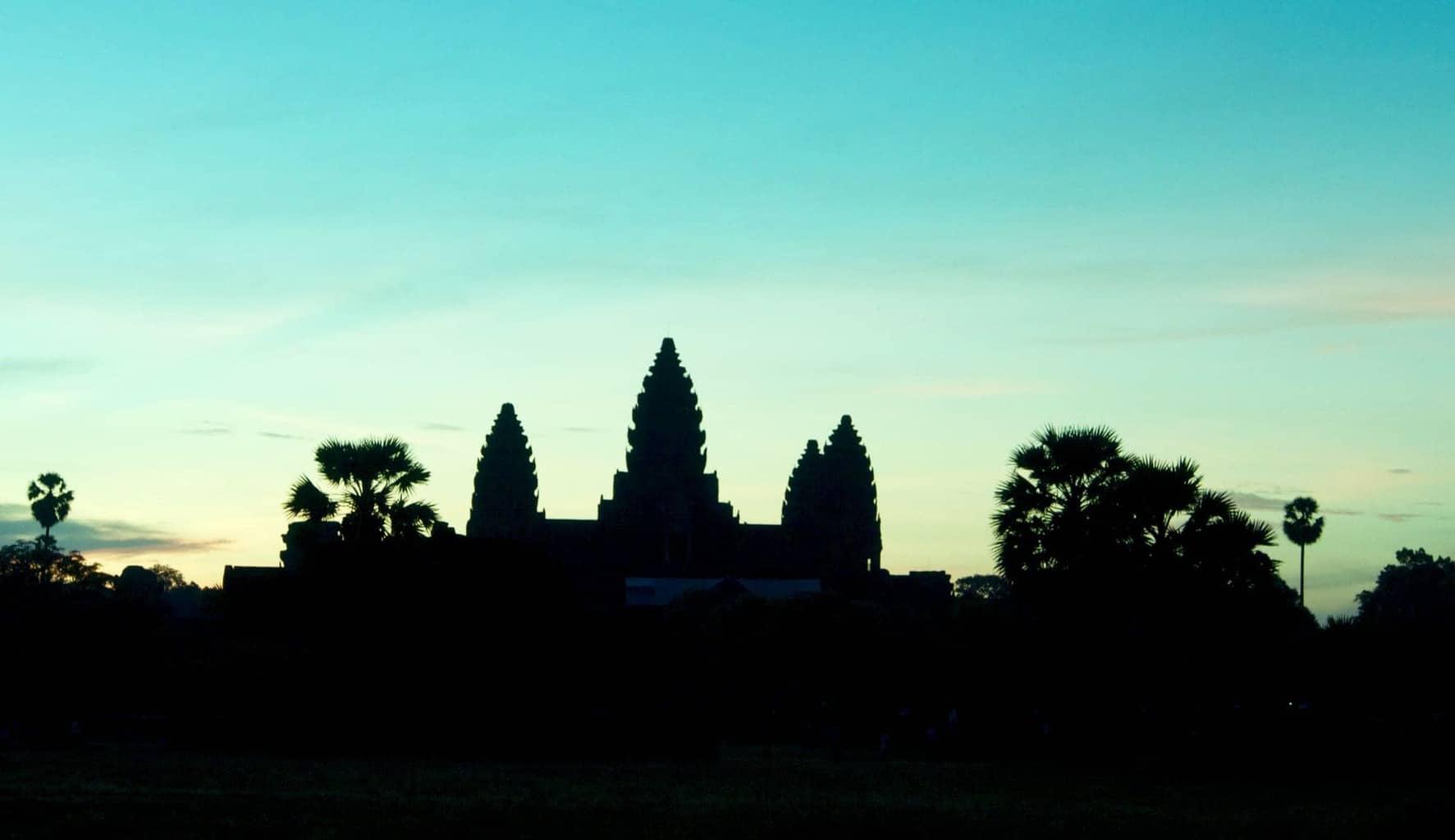Angkor Watt Cambodia