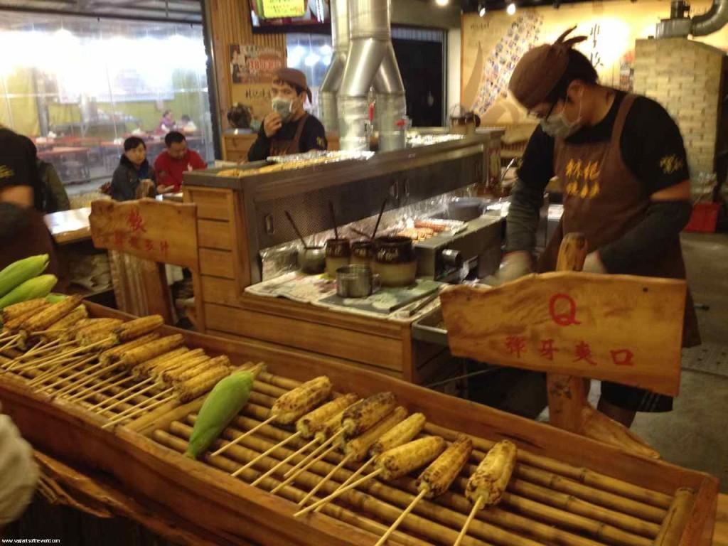 Taiwan Food Markets