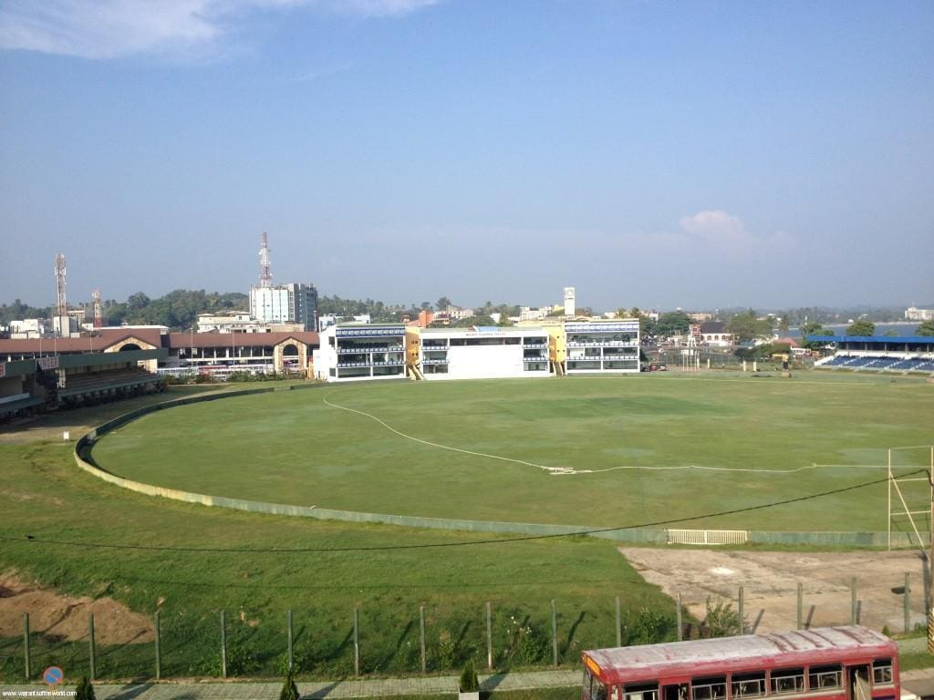 Galle Cricket staium