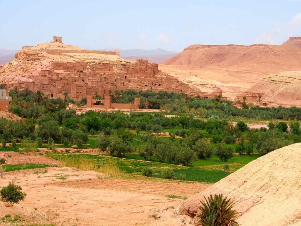 Ait Benhaddou Morocco Game Of Thrones Set