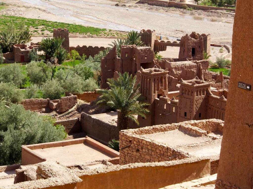 Ait Benhaddou Morocco Games of Thrones season 3 set