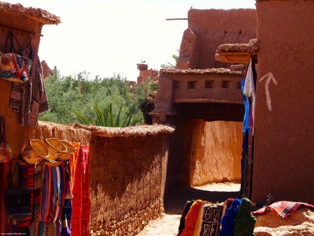 Ait Benhaddou Morocco Game of Thrones season 3 set
