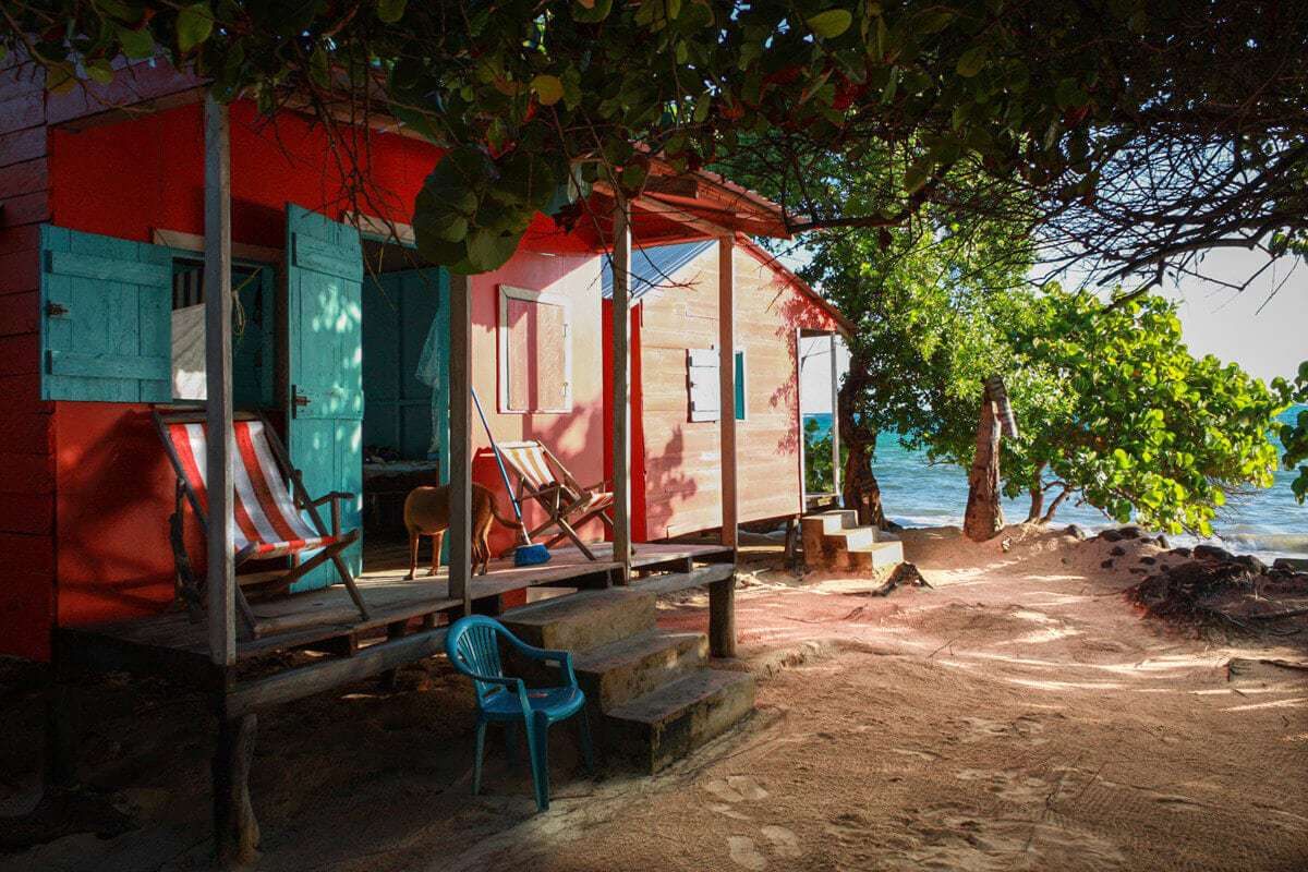 The Corn Islands Nicaragua - Little Corn Island
