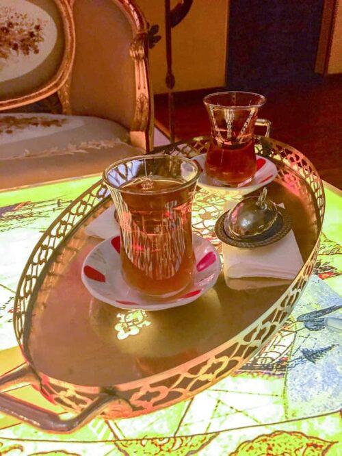 Review Dersaadet Hotel Istanbul Turkey
