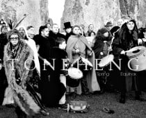 Stonehenge Equinox Celebrations.