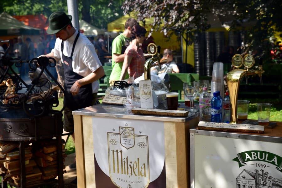 Latvian Beer Festival, Riga