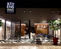 REVIEW AthensWas Hotel. Athens, Greece
