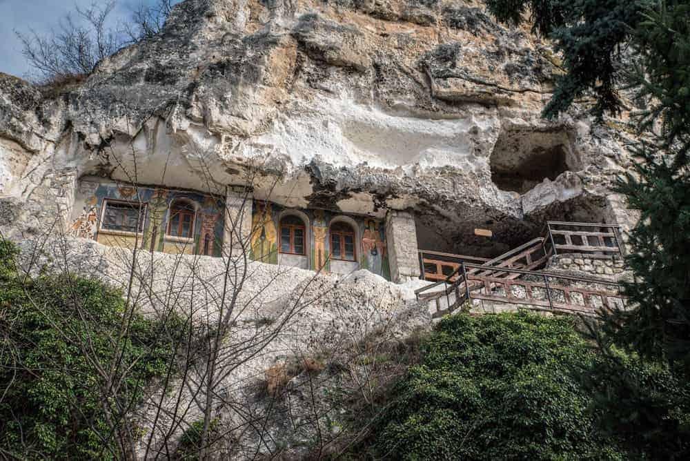 Rock Churches Ruse Bulgaria
