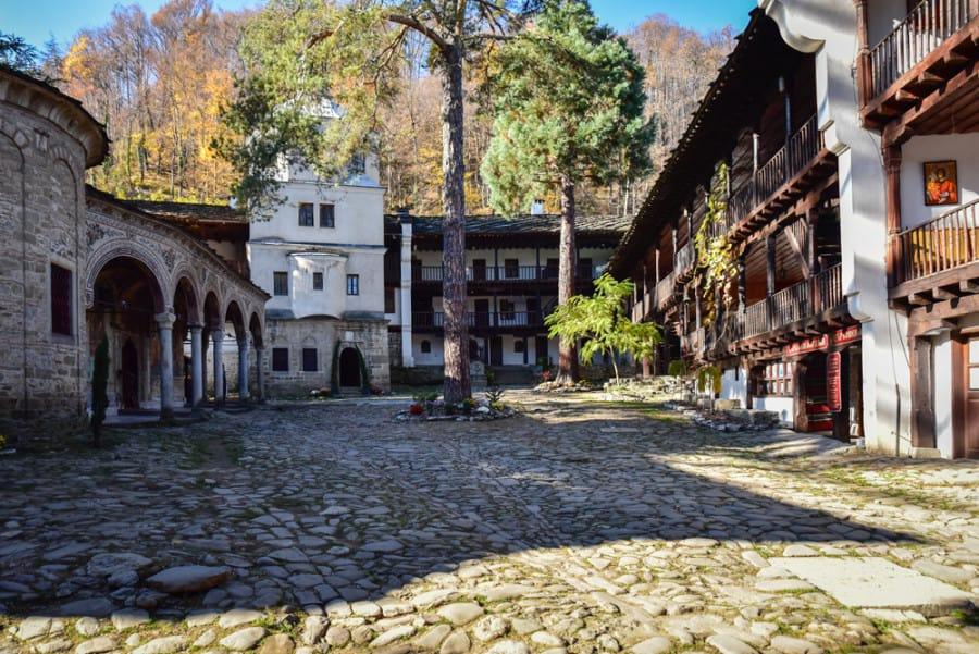 Troyan Monastery Bulgaria