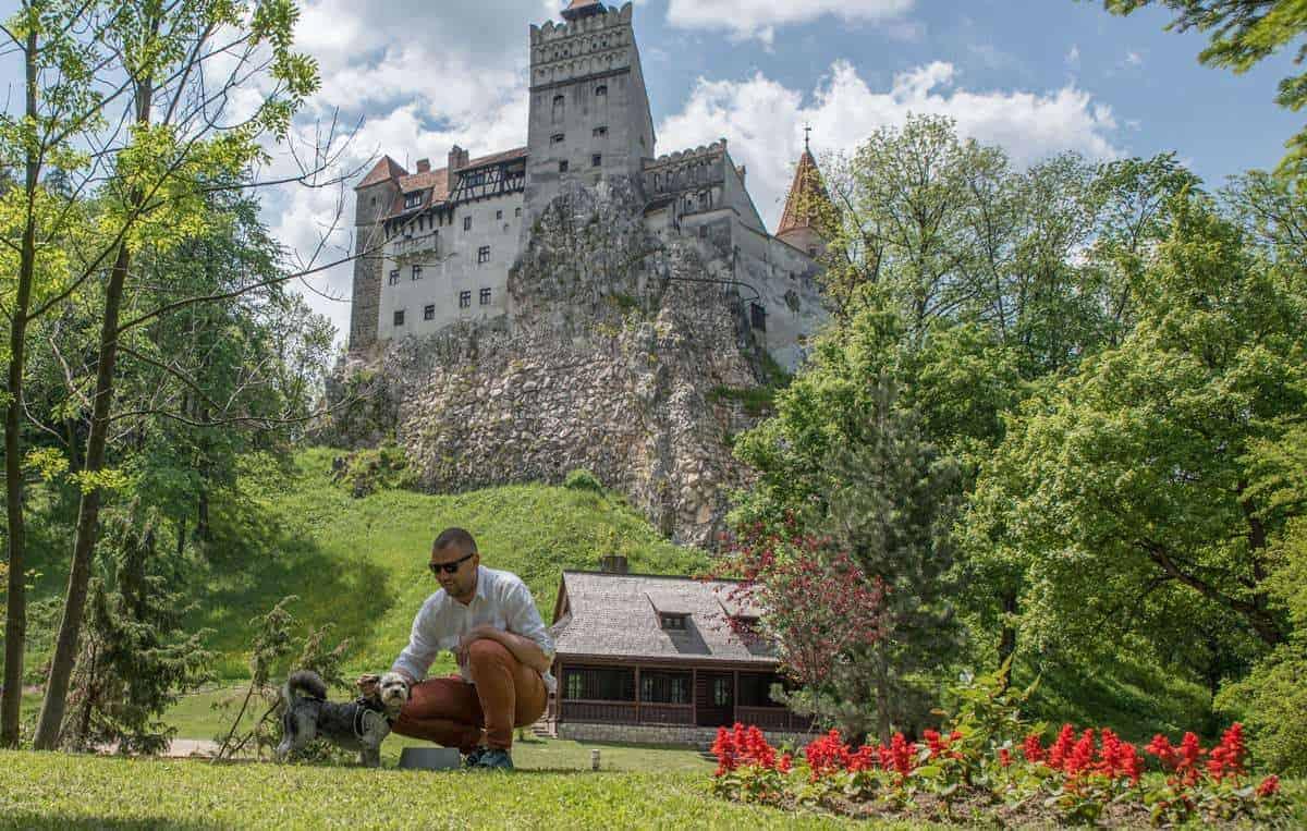 Bran Castle, Bran Transylvania