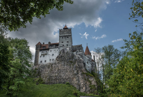The Myth and Mystery of Bran Transylvania