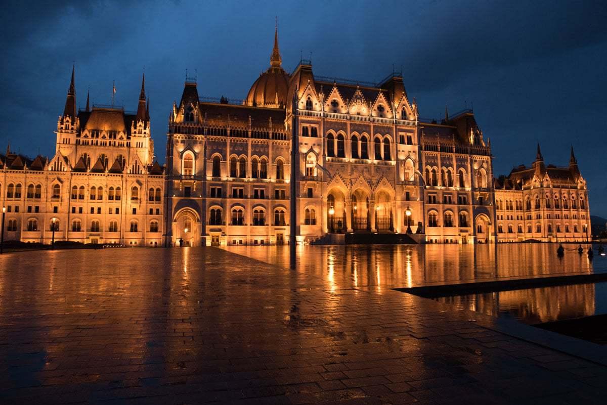 Budapest Hungary Eastern Europe