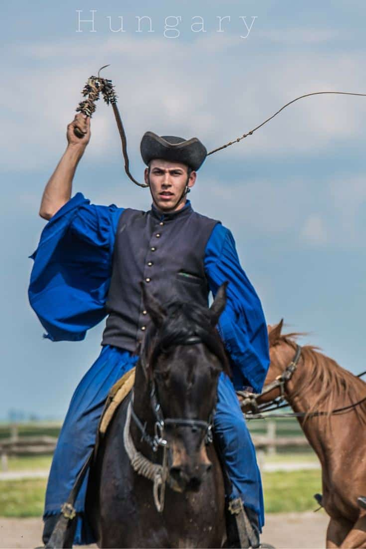 Horsemen of Hungary. Cruising Eastern Europe