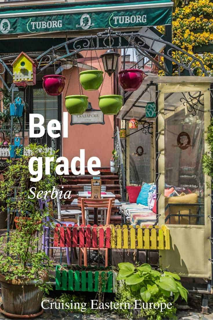 Belgrade Serbia. Cruising the Danube- Eastern Europe