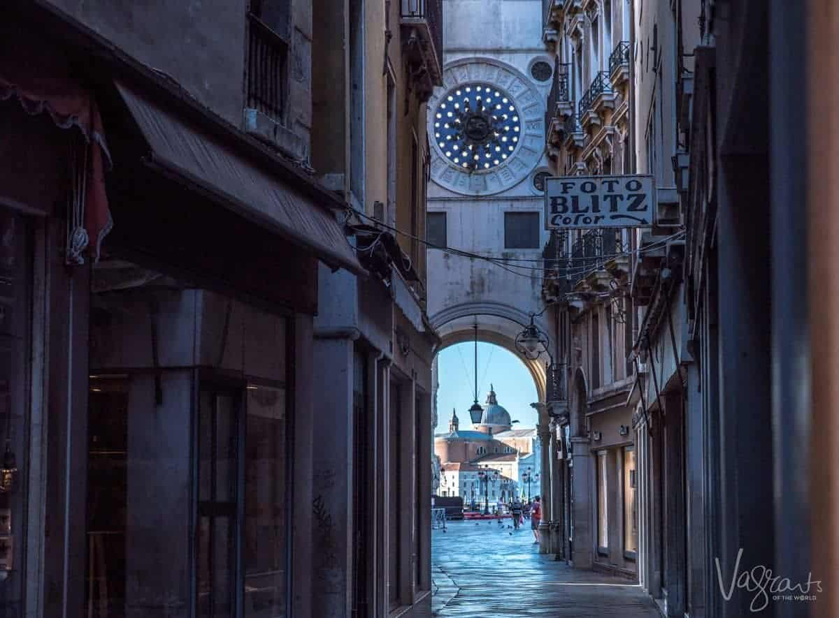 5 Days in Venice - A view of St Marks Square