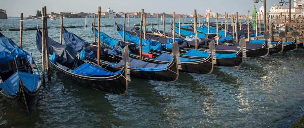 Venice and Beyond. A Five Day Itinerary