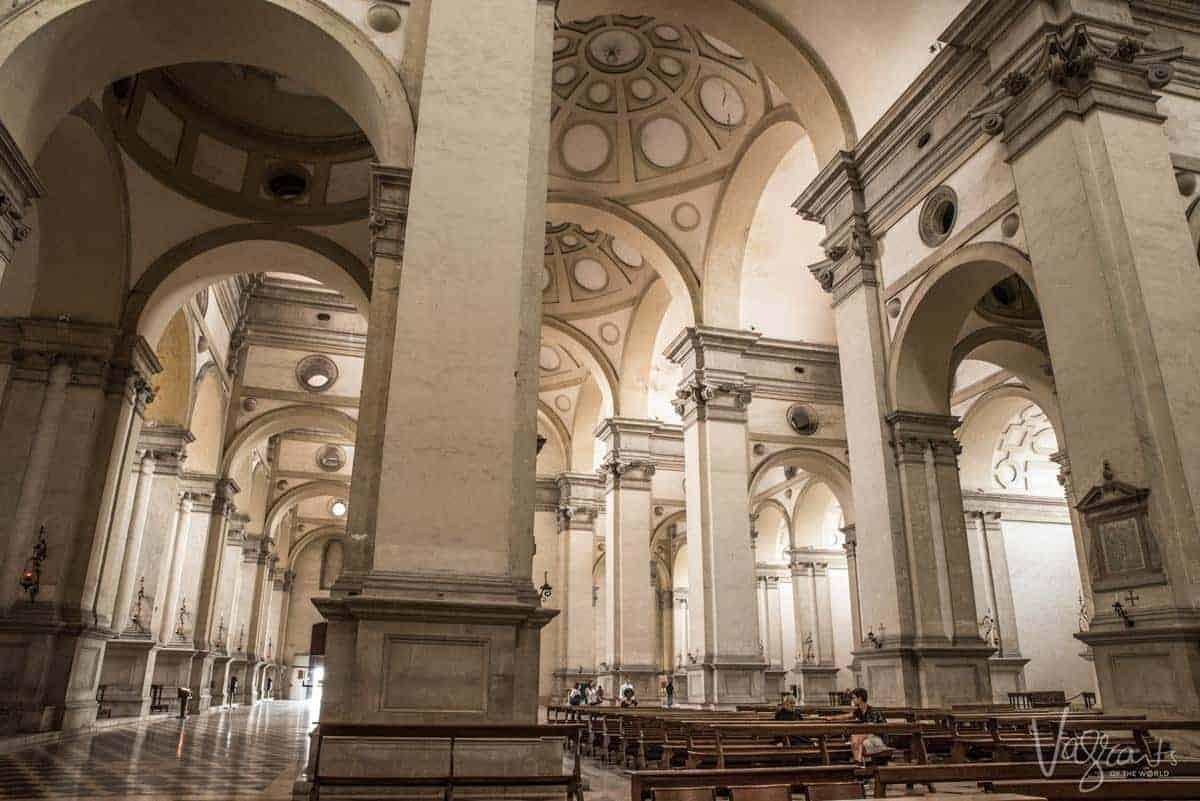 5 days in Venice - Padua- Abbey of Santa Giustina