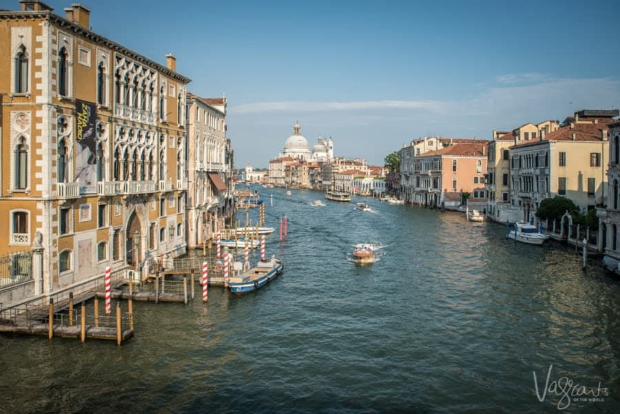 5 days in Venice - The Grand Canal