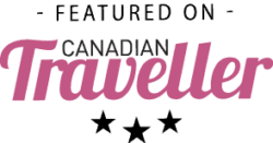 Featured On Canadian Traveller
