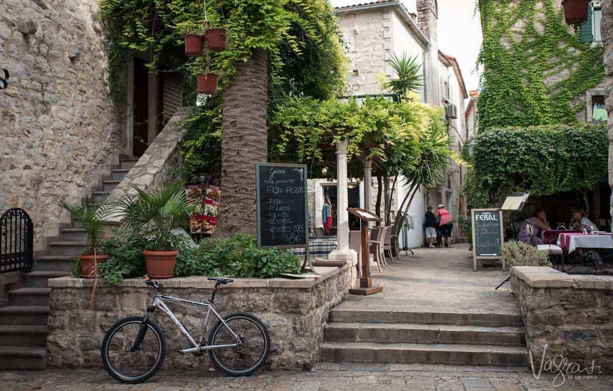 Beautiful Montenegro The Best of The Balkans- Budva Old Town