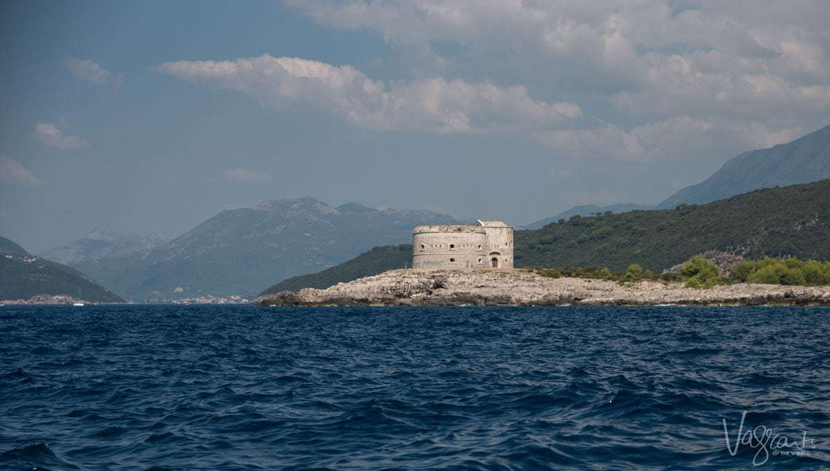 Beautiful Montenegro The Best of The Balkans- Mamula Island