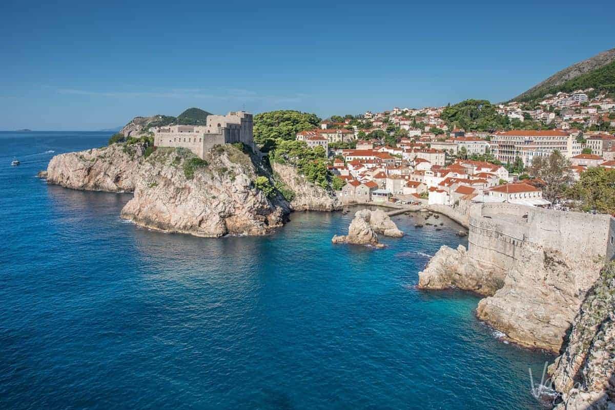 Fort Lovrijenac Photography Tips For Dubrovnik