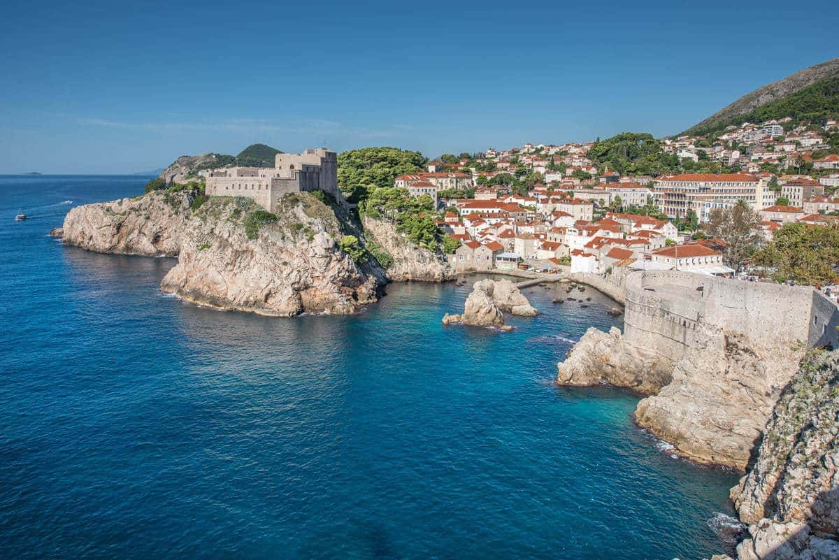 Fort Lovrijenic The Best Photo Locations Dubrovnik Croatia