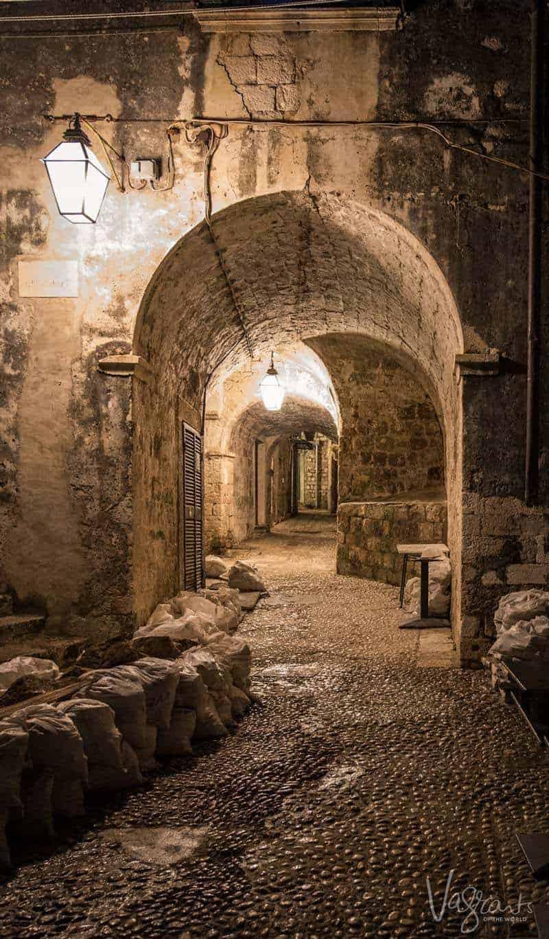 How to get the best photos of Dubrovnik Croatia
