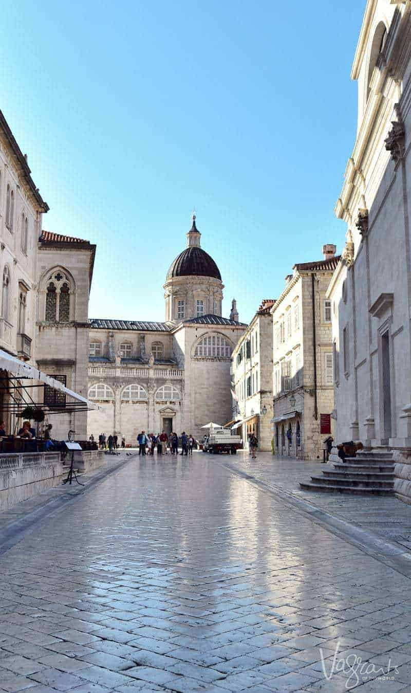 The best photography locations in Dubrovnik Croatia