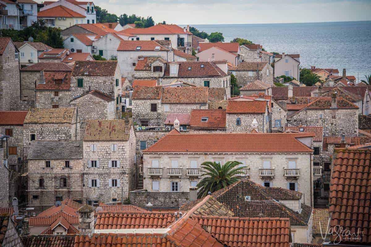 Hvar Island - Croatia Dalmatian Islands