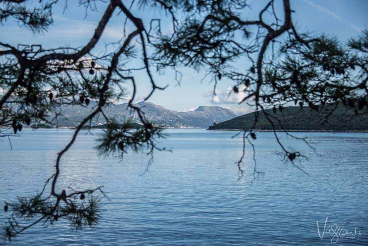Korcula Beaches - croatia Dalmatian Coast