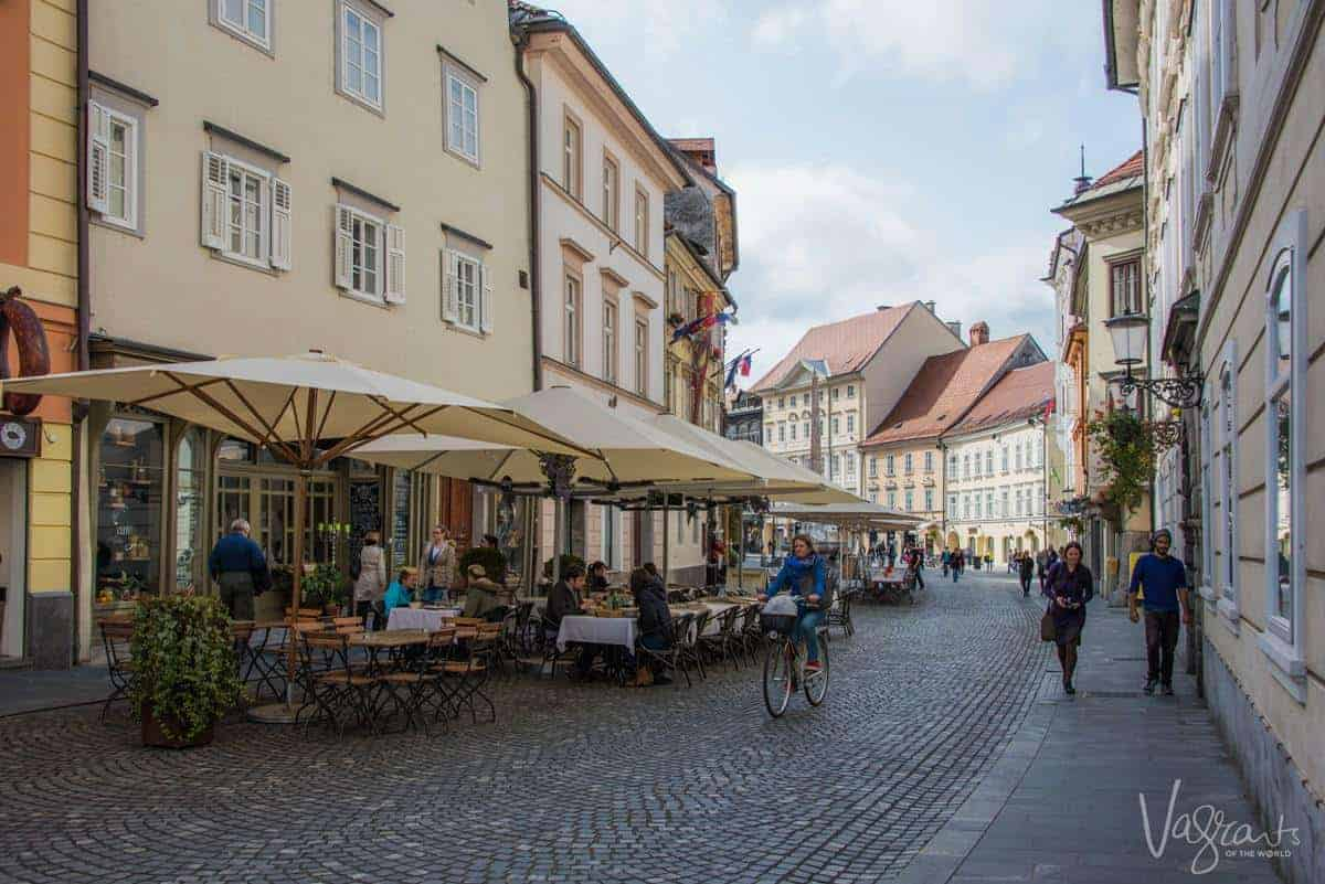 Tours to Croatia and Slovenia - Ljubljana