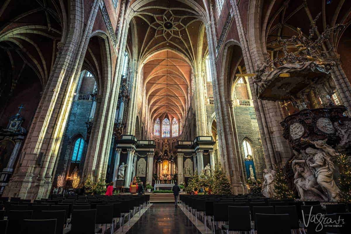 St Bavo's Cathedral Ghent