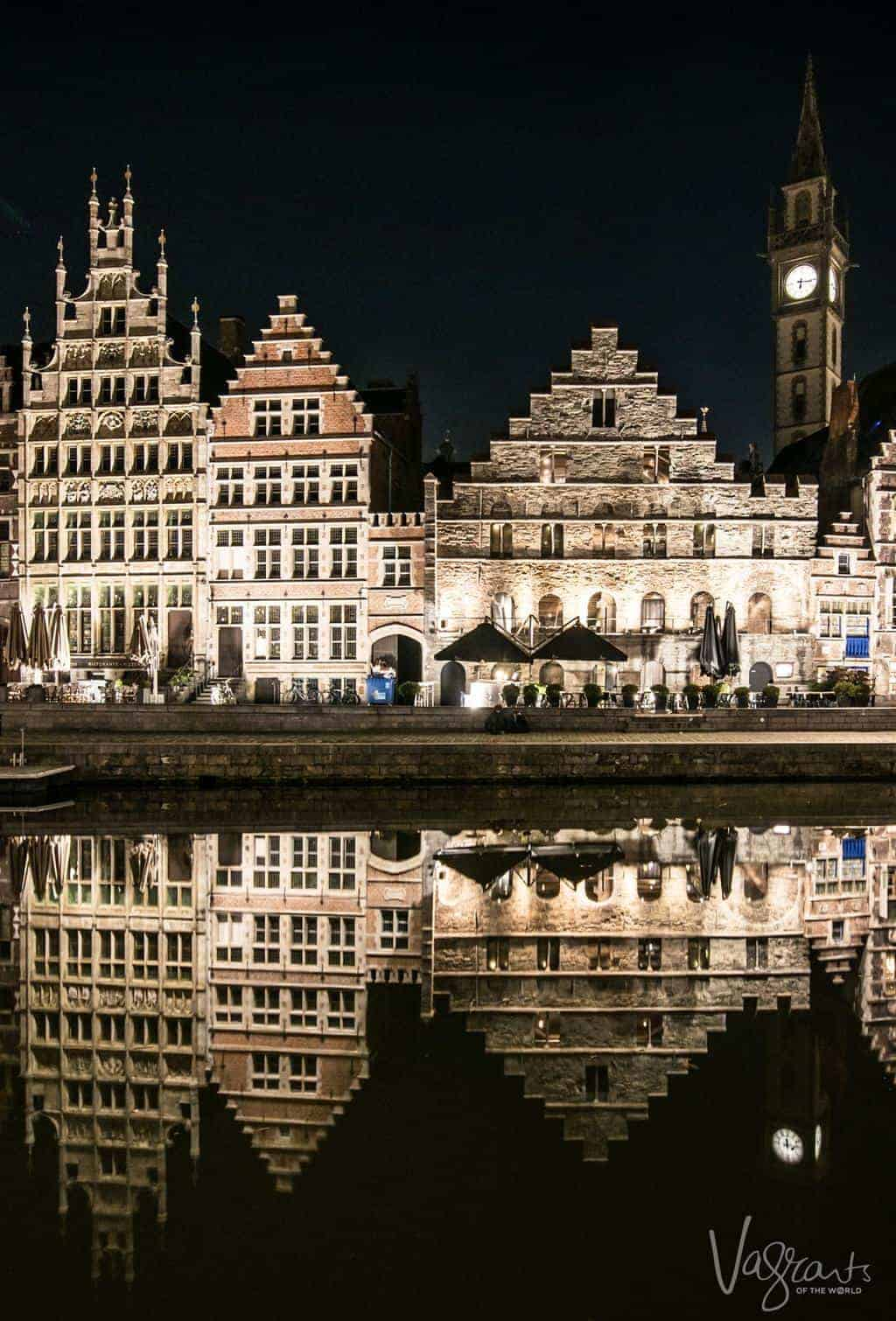 Want to know what to do in Belgium? Start with Ghent.