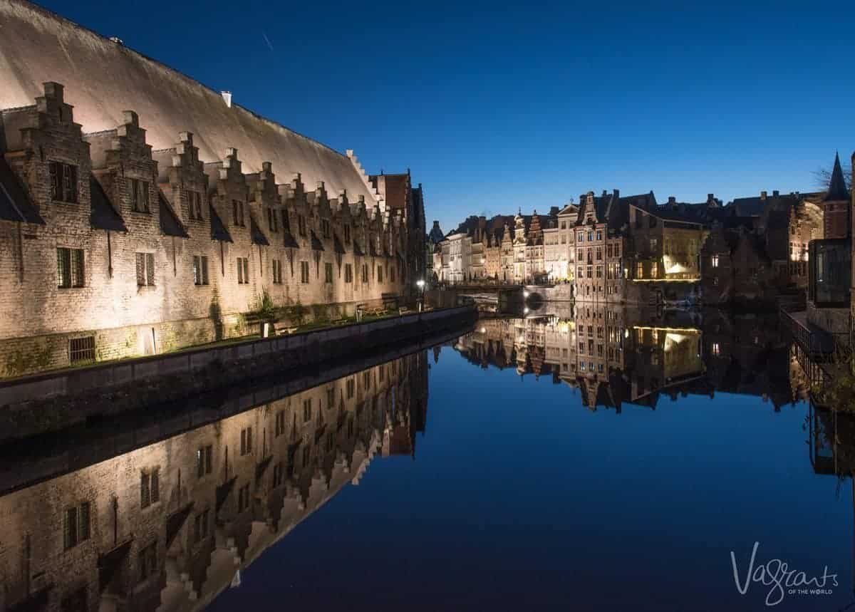 Things to do in Ghent Belgium