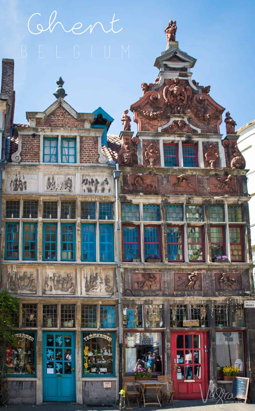 Find out why those in the know rate Ghent above Belgium's other popular tourist destinations.