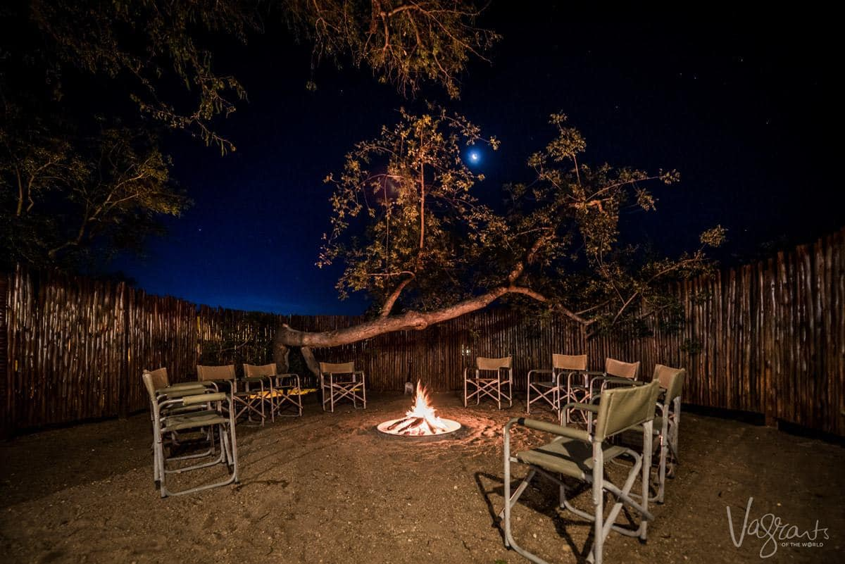 Africa on Foot Safari Lodge
