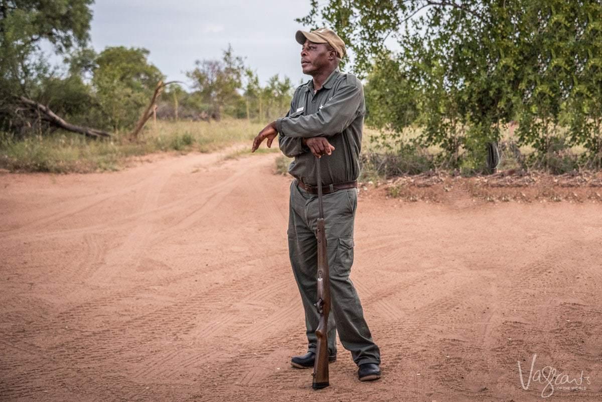 Africa on Foot Walking Safaris