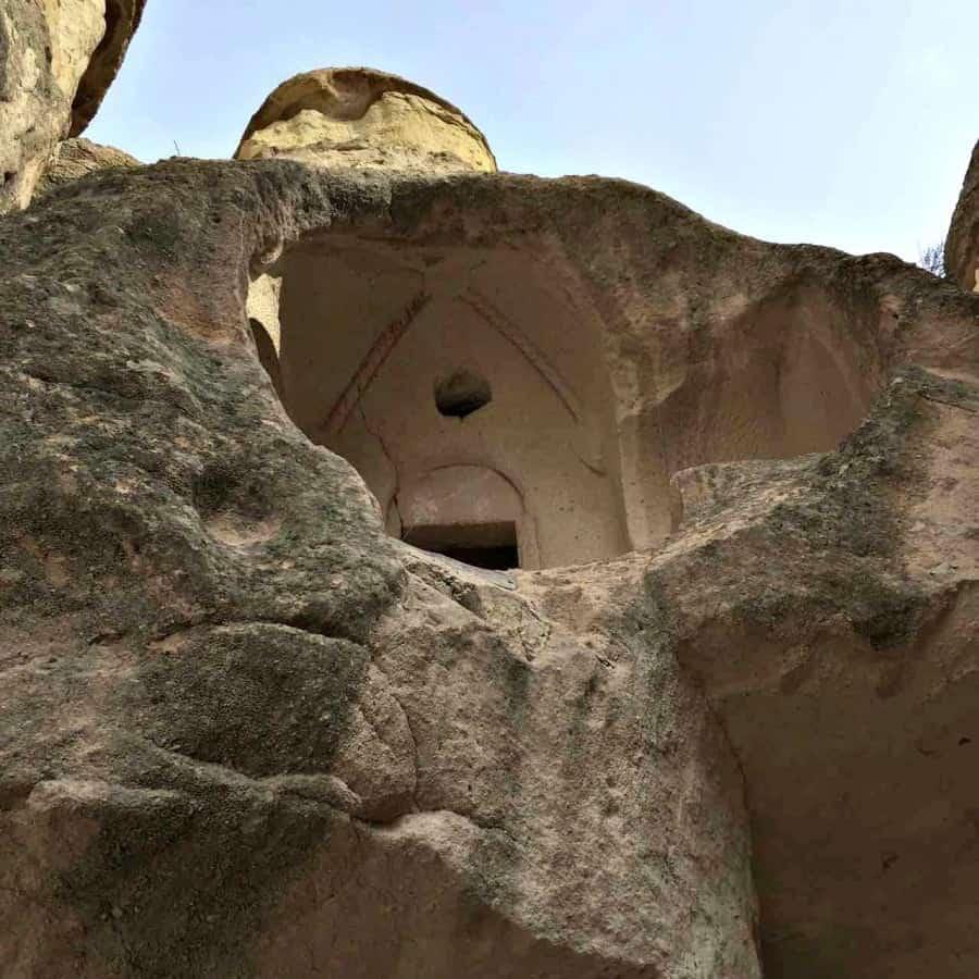 Church. Cappadocia Turkey