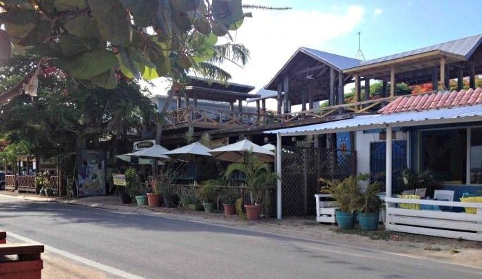 Esperanza Restaurant Strip, Vieques