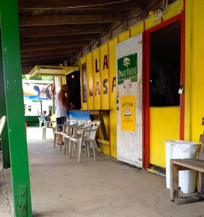 La Nasa Bar Vieques