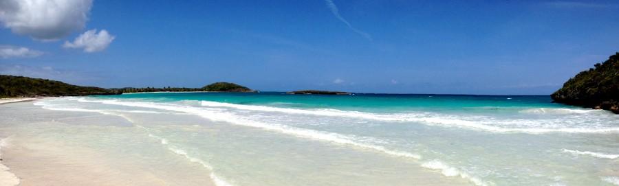 Playuela Beach Vieques Island, Puerto Rico