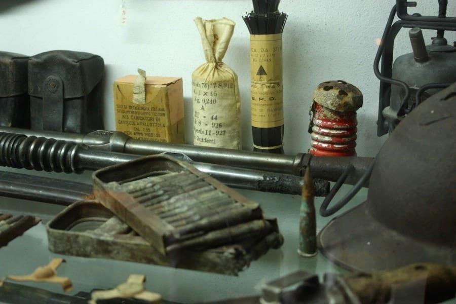Deposito di Guerra Leros War Collection