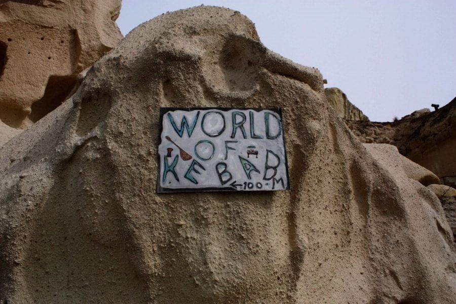 Çavuşin Village Cappadocia