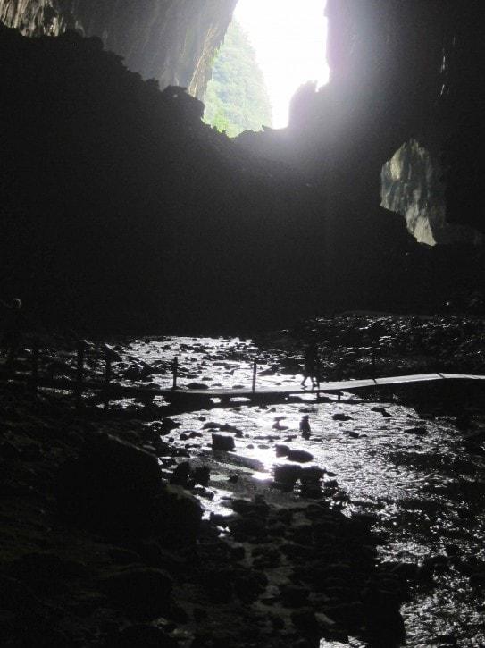 Deer Cave Gunung Mulu National Park, Borneo