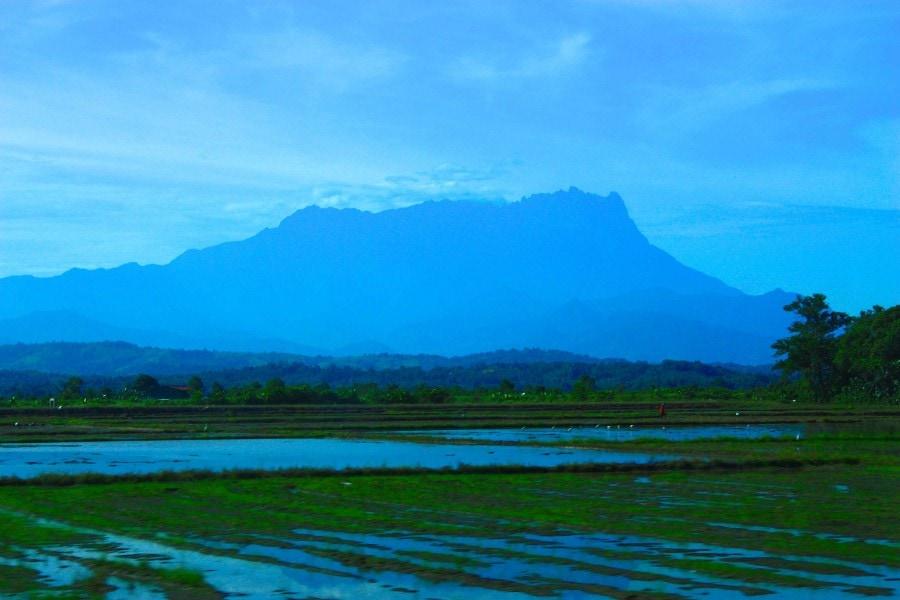 Mount Kinabalu, Sabah Borneo