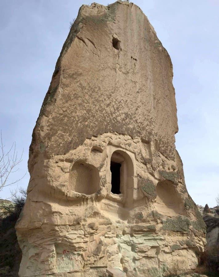 Rose Valley Cappadocia Turkey