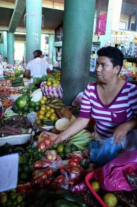 Cooking Up A Storm In León- A Nicaraguan Cooking Workshop.
