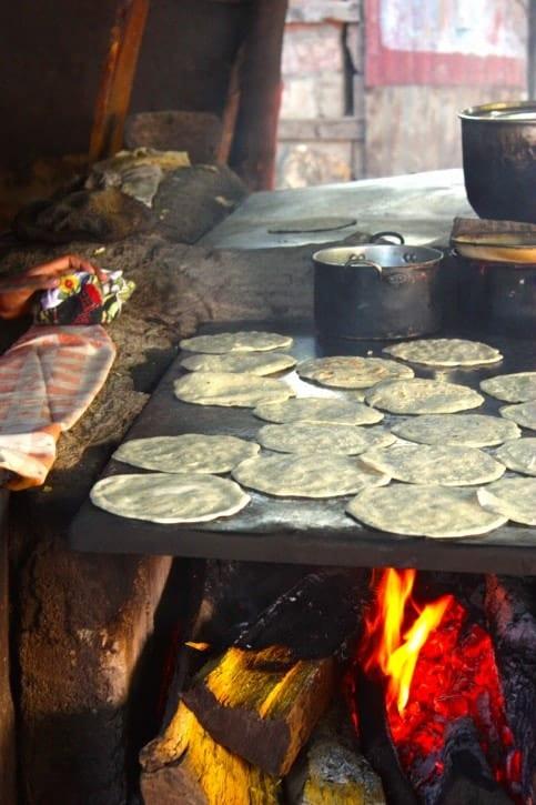 Leon Cooking Workshop Nicaragua