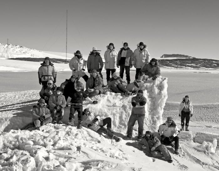 Mawson Crew 2011